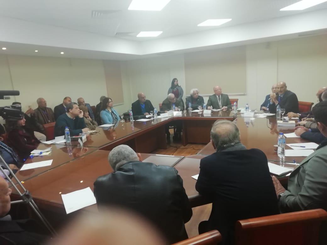 جانب من ملتقى القاهرة الدولي للشعر العربي