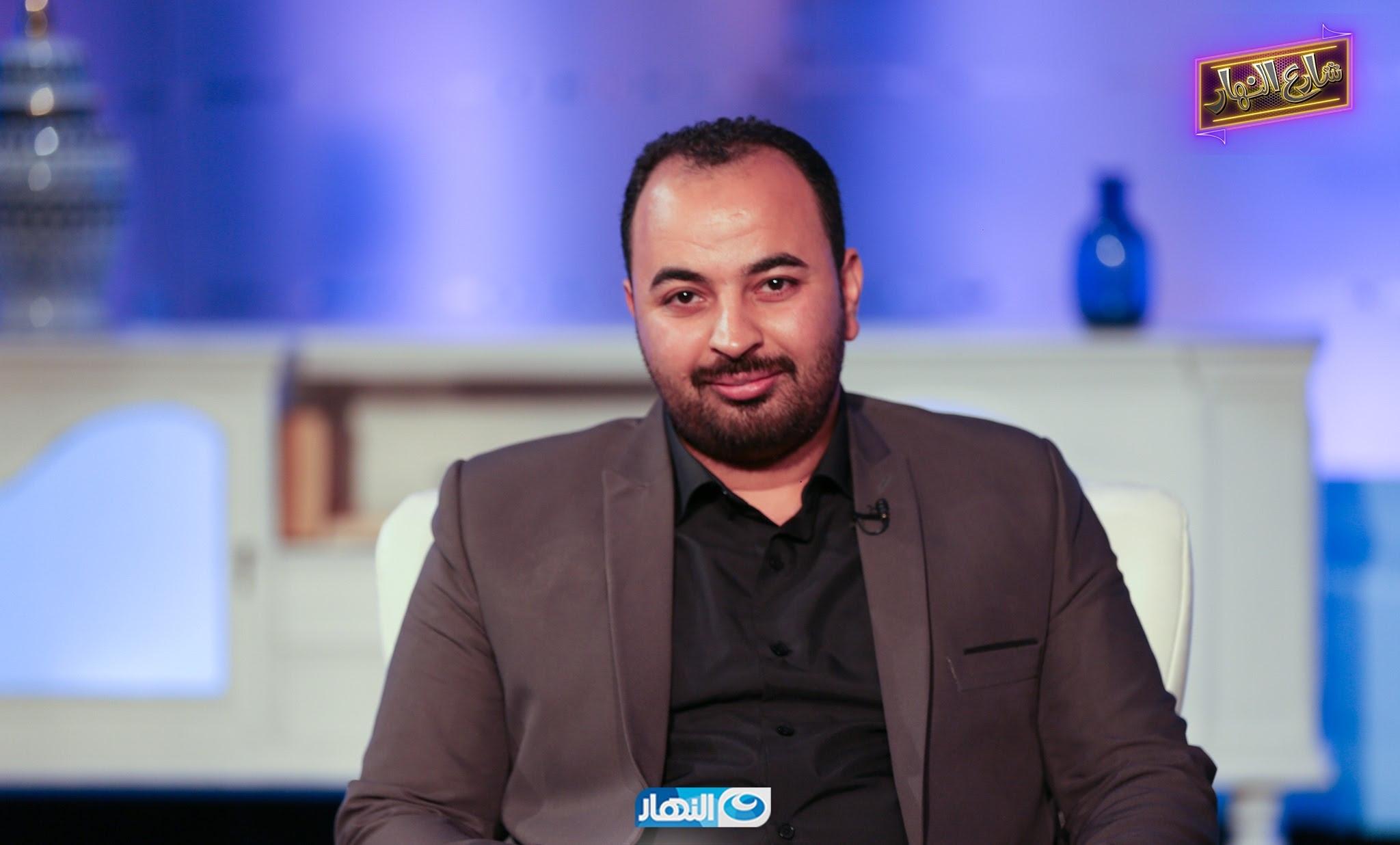 المخرج أحمد هاشم