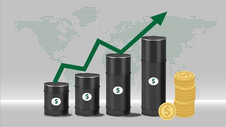 ارتفاع النفط