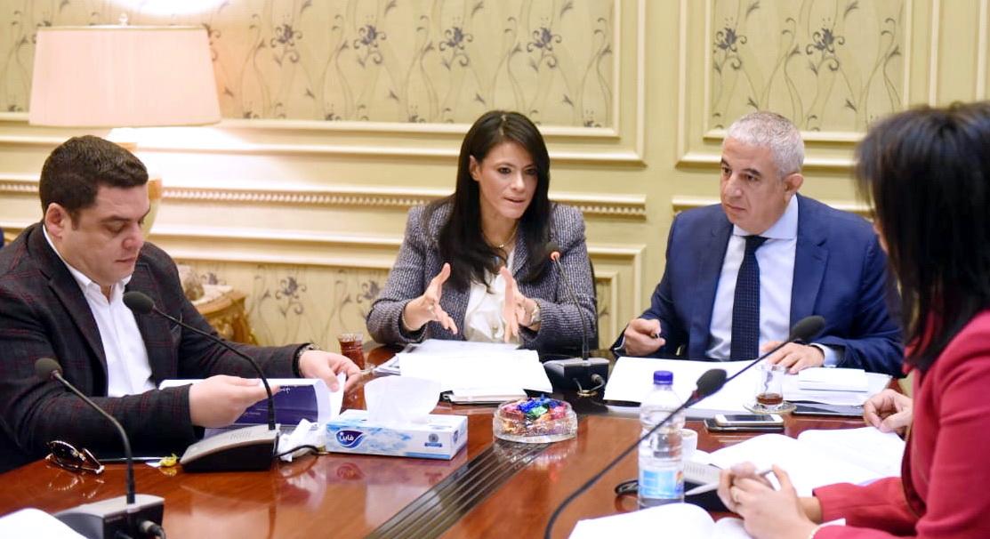 لجنة العلاقات الخارجية بمجلس النواب