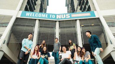 """Photo of منحة جامعة سنغافورة لكل الجنسيات """" ممولة بالكامل """""""