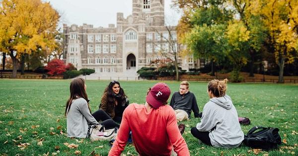 منحة جامعة فوردهام الامريكية
