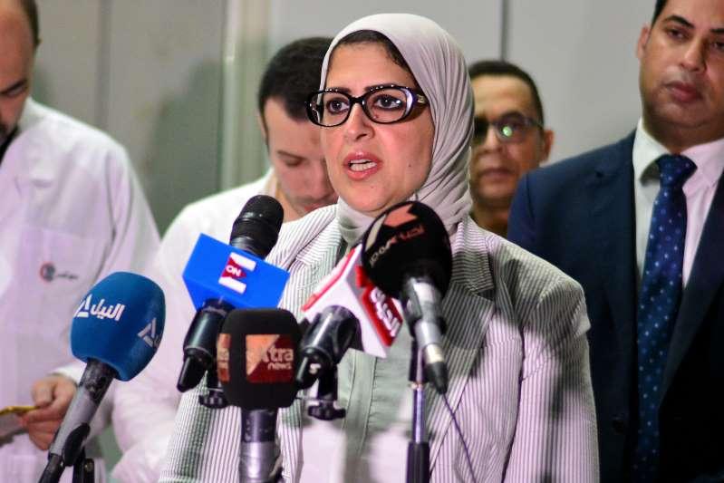 رسائل وزيرة الصحة لحماية المواطنين
