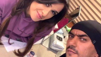 Photo of بعد إحراجه لزوجته .. أحمد العوضي يحذف منشوره على «فيسبوك» والجمهور يعلق