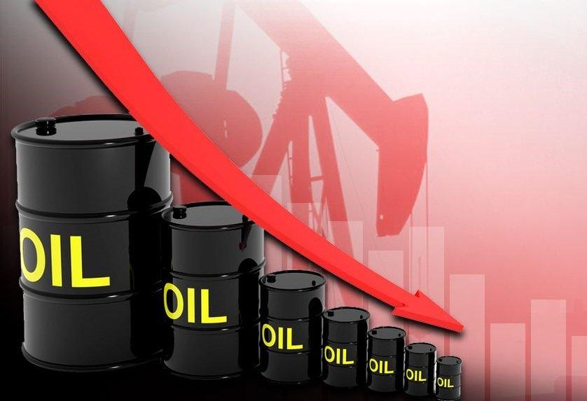 انخفاض انتاج النفط