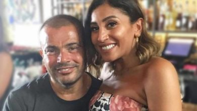 Photo of عمرو دياب و«الشربيني» يثيران الجدل بعد ظهورهم في حفل زفاف