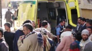 Photo of مصرع شابان يستقلان «موتوسيكل» في حادث تصادم «تريلا» بالفيوم
