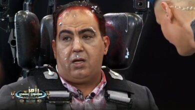 Photo of شاهد.. الناقد الرياضي «أبو المعاطي» يضحك على صورة «خالد الغندور»