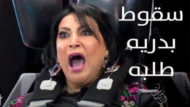 Photo of صراخ رهيب وبكاء هستيري من «بدرية طلبة» مع «رامز جلال» وردود أفعال صادمة وكوميدية