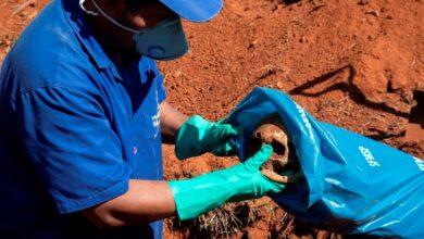Photo of يحدث في البرازيل.. استخراج رفات الموتى من المقابر لإخلاء مساحة لوفيات كورونا