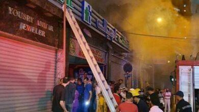 Photo of السيطرة على حريق هائل داخل مستشفي ولادة في الإسكندرية دون وقوع إصابات