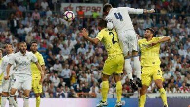 """Photo of بعد الفوز على """"فياريال"""" رسمياً.. """"ريال مدريد"""" يتوج بطلاً للدوري الأسباني"""