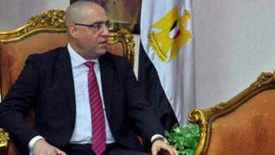 Photo of الإسكان: معدات شركة المقاولون العرب جاهزة للتعامل مع آثار حادث قطاري سوهاج