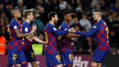 Photo of «برشلونة» يبحث عن الفوز أمام «بلد الوليد» ليلحق بقطار ريال مدريد
