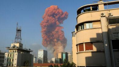 Photo of إصابات في صفوف القوات الدولية جراء انفجار بيروت