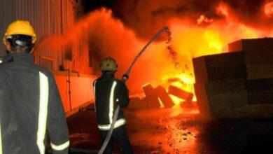 Photo of 150مليون جنيه خسائر الشركة العالمية للأدوات الصحية بسبب حريق المخازن