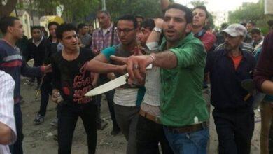 Photo of مصرع شخص وإصابة آخرين في خناقة بشبرا الخيمة على محل «بيرة»