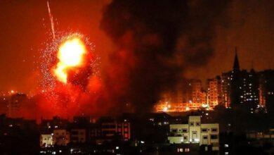 Photo of انفجار ضخم يهز طرابلس عاصمة ليبيا