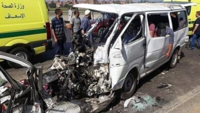 Photo of القصة الكاملة لحادث «الطريق الصحراوي الشرقي» الذي راح ضحيته 18 شخص
