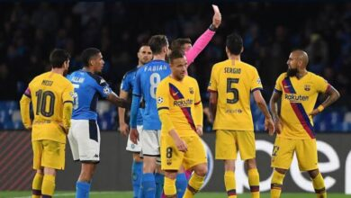 Photo of الليلة.. «برشلونة» يسعى لحسم بطاقة التأهل لربع نهائي أبطال أوروبا أمام «نابولي»