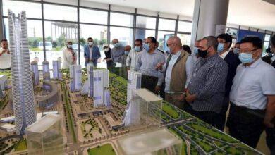 Photo of معايشة.. رئيس الوزراء يتفقد المشروعات المختلفة في العاصمة الإدارية الجديدة
