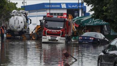 Photo of تونس ..خسائر مادية هائلة بسبب هبوط الأمطار بغزارة على أراضيها