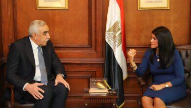 Photo of وزيرة التعاون الدولي تبحث مع السفير العراقي ترتيبات انعقاد اللجنة العليا المشتركة