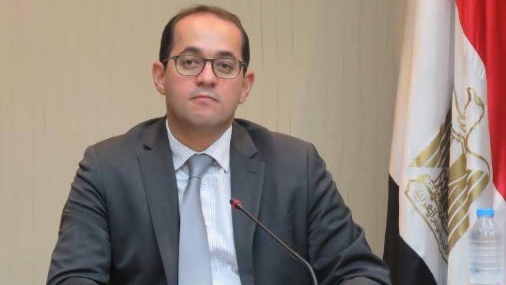 أحمد كجوك نائب الوزير للسياسات المالية والتطوير المؤسسي