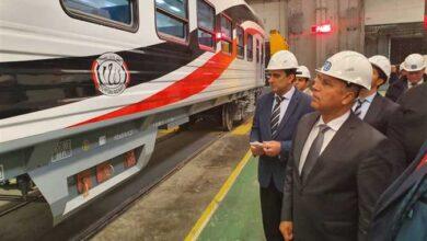 Photo of بقيمة 900 مليون دولار.. روسيا تنشئ خطين للسكك الحديدية بمصر