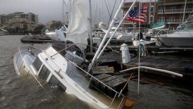 Photo of إعصار «سالي».. الكارثة الطبيعية التي كبدت أمريكا خسائر فادحة