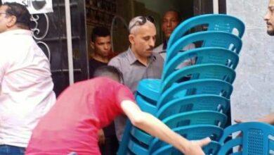 Photo of محافظة الجيزة تغلق سنتر تعليمي مخالف للقوانين