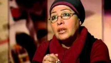 Photo of وفاة الصحفية سامية زين العابدين زوجة الشهيد عادل رجائي