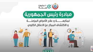 Photo of بالفيديو.. خطوات الإستفادة من مبادرة رئيس الجمهورية لمتابعة وعلاج الأمراض المزمنة