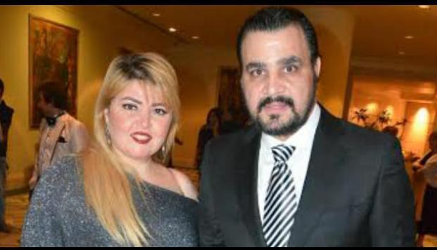 مها أحمد ومجدي كامل