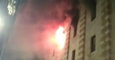 Photo of شاهد.. حريق محدود في الجامع الأزهر