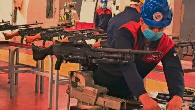 Photo of بالصور.. شاهد أحدث سلاح مصري من إنتاج المصانع الحربية