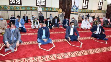 Photo of محافظ الفيوم يفتتح مسجد «رحيم» في قرية الجعافرة بتكلفة 3.2 مليون جنيه