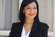 """Photo of """"داليا عبد القادر"""" متحدثًا رسميًا بسلسلة الندوات الإفتراضية التي يعقدها معهد التمويل الدولي"""