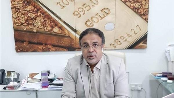رجب حامد، الرئيس التنفيذي لمجموعة سبائك الكويت