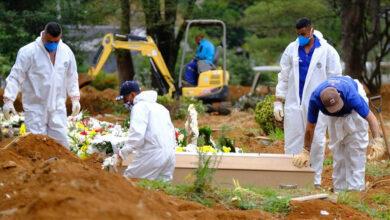 Photo of حدث ليلًا.. وفيات كورونا في مصر تقترب من الـ10 آلاف والصين تسجل 8 إصابات جديدة
