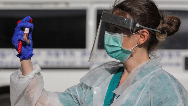 انتشار فيروس كورونا