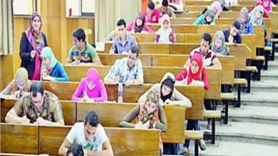 Photo of 14 إجراء لعقد امتحانات الفصل الدراسي الأول بالجامعات.. تعرف عليها