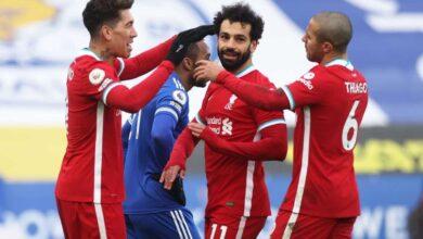 Photo of سيناريو الذهاب يتكرر.. «صلاح» و«ماني» يقودان ليفربول لربع نهائي دوري الأبطال