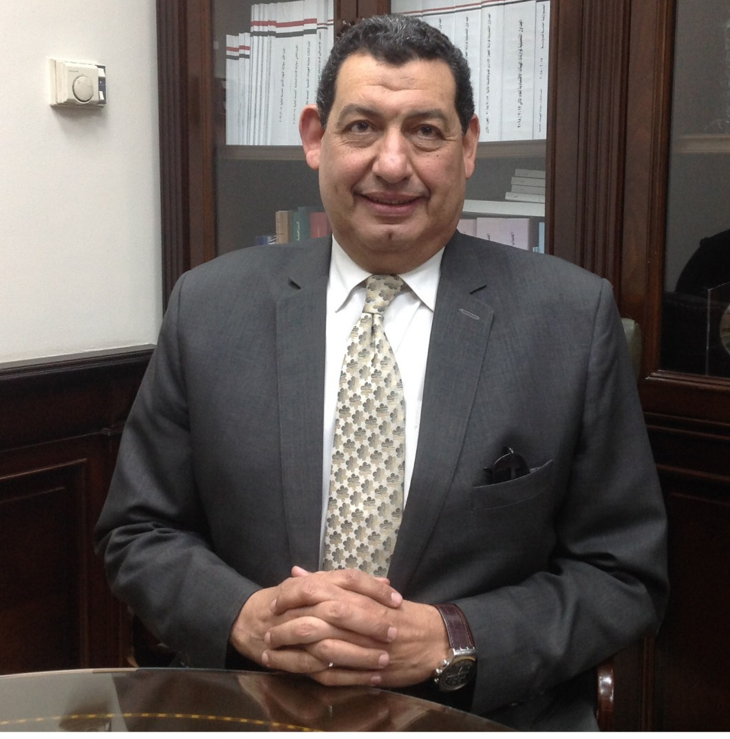 محمد ماهر شحاته، مستشار رئيس مصلحة الضرائب المصرية
