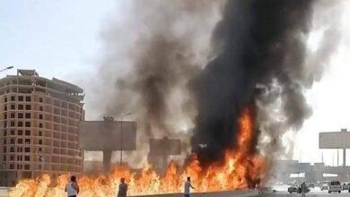 Photo of مدير الحماية المدنية السابق يوضح أسباب استمرار تصاعد الأدخنة من عقار فيصل