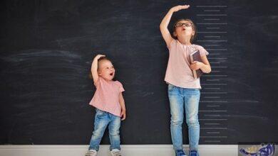 Photo of وصفات طبيعية لزيادة الطول عند الاطفال