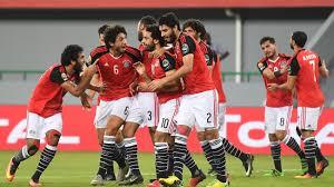 قائمة المنتخب المصري