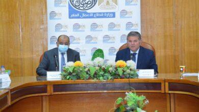 Photo of وزيرا قطاع الأعمال والتنمية المحلية يناقشان مع 4 محافظين أماكن محطات شحن السيارات الكهربائية