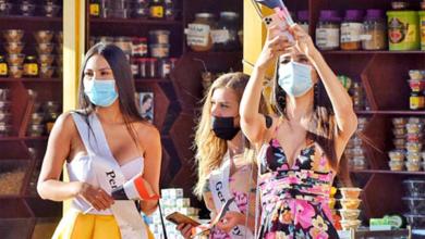 Photo of بالصور: ملكات جمال العالم خلال جولة سياحية في مدينة دهب