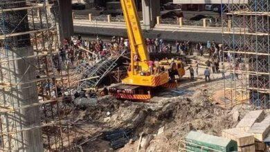 Photo of مصدر يكشف سبب سقوط عمود كوبري ترسا في المريوطية